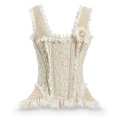 Venetian Lace and Taffeta Corset $140.00 - New Age, Spiritual Gifts, Yoga, Wicca, Gothic, Reiki, Celtic, Crystal, Tarot at Pyramid Collection