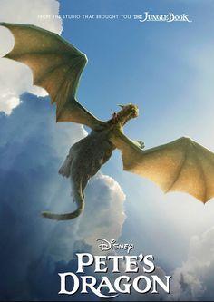Peter y el Dragón - Pete's Dragon 2016
