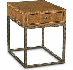 Thomasville Furniture Banyon Bay Drawer End Table 83191 210