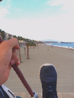 Casual beach climbs 🏖⛰