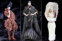 Alexander McQueen ( I TRULY MISS HIS TALENT..RIP)