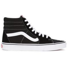 vans old skool black high damen