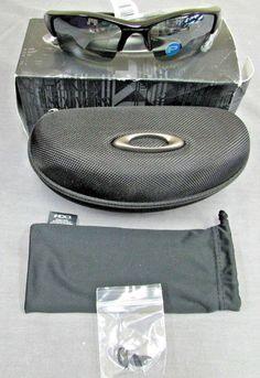 oakley flak 2.0 chrome iridium polarized sunglasses