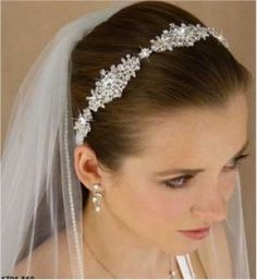 Hair Wrap & Bridal Belt - Bridal Headbands - Wedding Hair Accessories - Jewelry