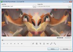 Free Video Flip and Rotate: rotate video, flip video!  Fast tool to rotate videos.  /   Ferramenta para girar videos gravados na vertical!