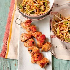 This quick Chinese chicken recipe packs a lot of flavour, and it's ready in under 30 minutes.