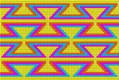 Diy : Tout sur Mochila Wayuu site fonctionne plus Lidia crochet Chat Crochet, Crochet Chart, Diy Crochet, Crochet Stitches, Peyote Patterns, Loom Patterns, Beading Patterns, Cross Stitch Patterns, Crochet Designs