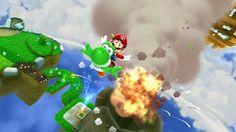 Super Mario Galaxy 2 Comet Medal Guide | GamesRadar