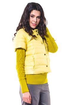 Куртка женская Savage арт. 615008 цвет neon yellow купить в Минске в интернет-магазине - afashion.by