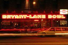 Bryant Lake Bowl // Uptown Minneapolis