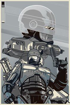 Robocop •Vincent Rhafael Aseo