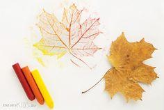 Arte en otoño.