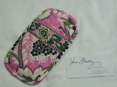 Vera Bradley PRISCILLA PINK Double EYE Eyeglasses SUNGLASSES Case FOR Purse EUC~ - $29.95 - http://www.12pmsunglasses.com/on-sale/Vera-Bradley-PRISCILLA-PINK.html