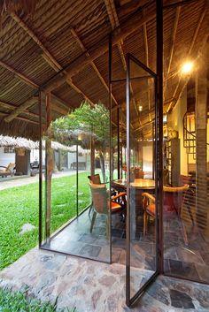 Exotic retreat in Vietnam