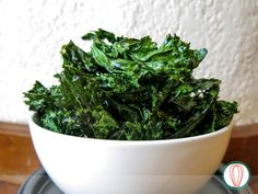 Kale chips are still
