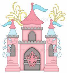 Princess Castle Cardboard Box Crafts, Cardboard Castle, Paper Crafts, Princess Theme, Princess Castle, Castle Drawing, Princess Cookies, Castle Pictures, Pink Castle