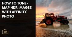 Affinity Photo HDR: How to Tone-map Images? Learn how to create amazing HDR images from both a single shot or a set of bracketed exposures by using Affinity Photo's HDR merge feature.