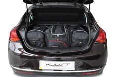 Dedykowane torby bagażnika Opel Astra Hatchback J