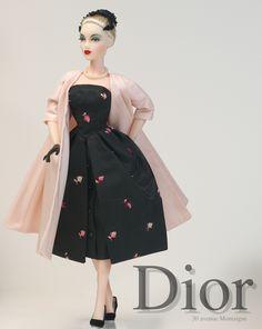 JAMIEshow Gene Marshall ~ 'Phoenix' in Dior by Chris Stoeckel ~ Image and styling by Tom Logan ~ The Studio Commissary