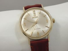 1959 OMEGA SEAMASTER AUTOMATIC MEN'S WATCH