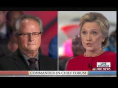 """BOOM! Navy Veteran Just DESTROYED HILLARY CLINTON at Forum: """"I Would Have Been Prosecuted and Imprisoned"""" (VIDEO)"""