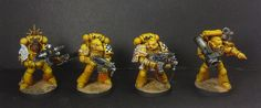 Lamenters Tactical Marines by Goldfish of Justice