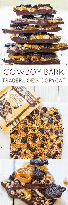 Cowboy Bark: Trader Joe's Copycat Recipe | Best Recipes Ever