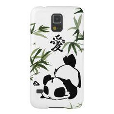 Panda Galaxy S5 Cases (Case-Mate), Panda Samsung Galaxy Covers