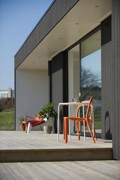 A Retro Modern Prefab: Pavilion 65 by Pavilion Living Photo