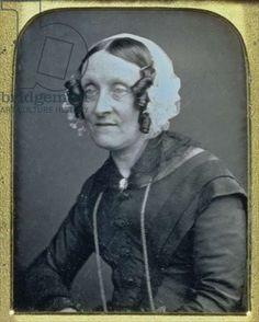 Sarah Faraday, wife of Michael Faraday (daguerreotype) Michael Faraday, Daguerreotype, 19th Century, Statue, 500 Piece Jigsaw Puzzles, Poster Size Prints, Photo Mugs, Museum, Costume