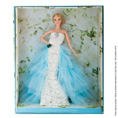 2016 Oscar de la Renta - Barbie - Doll Collector