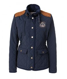 Lexington Clothing Company Fall Collection 2016, Women. Jocelyn Quilted Jacket