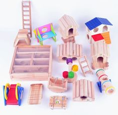 Hamster Toys and Ideas on how to Keep your Hamster Busy