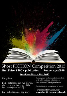 Short Story support: publication and competitions