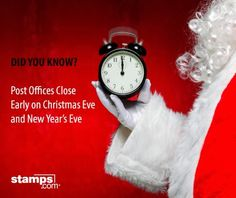 Online Postage, Post Office Closed, Buy Stamps, Christmas And New Year, Prints