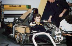 Alessandro Zanardi 1992