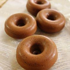 米粉の焼きドーナツ(ショコラバナナ)