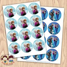 Print me a Party | Frozen Birthday Party | http://printmeaparty.com