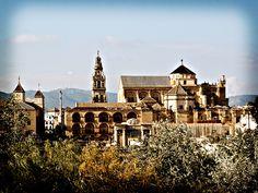 La Mezquita, Cordoba, Andalucia