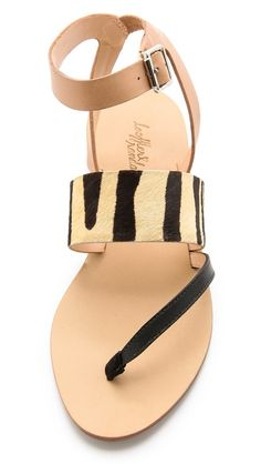 strappy sandals ♡