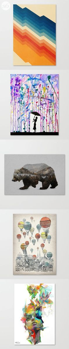 Canvas Prints and millions of other products available atSociety6.com today. Every purchase supports independent art and the artist that created it.
