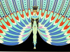 The Ultimate Cheat Sheet to Artist Erte - Raine Magazine