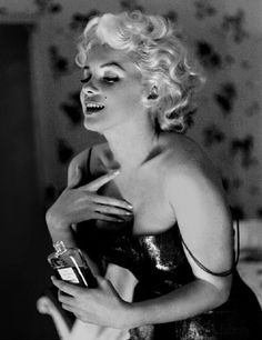 MARYLIN MONROE MM CHANEL NO.❺