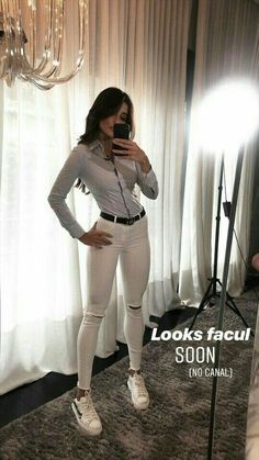 Source by songlci outfits women Business Casual Outfits, Professional Outfits, Classy Outfits, Stylish Outfits, Stylish Eve, Mode Outfits, Fall Outfits, Summer Outfits, Fashion Outfits