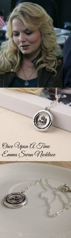 Once Upon A Time Emma Swan Necklace! Click The Image To Buy It Now or Tag Someone You Want To Buy This For.  #OnceUponATime