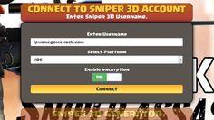 Sniper 3D Assassin Cheats Hack Tool Coins & Diamonds - http://iphonegamehack.com/sniper-3d-assassin-cheats-hack-tool/