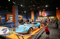 A never ending array of wonderful exhibits and hands-on learning experiences for kids. check out the latest - Hot Wheels For Real™ Opening Day by The Children's Museum of Indianapolis, via Flickr