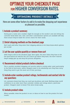 Optimize Your Checkout Page For Higher Conversion Rates. Make Money Online, How To Make Money, How To Become, Web Analytics, Ecommerce, Search Engine Optimization, Image Collection, Conversation, Infographic