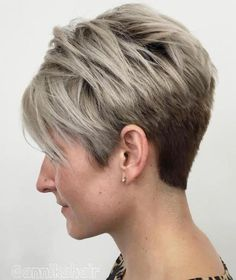 2018 Short Shaggy, Spiky, Edgy Pixie Cuts and Hairstyles Short Haircuts With Bangs, Shaggy Hair For Teens Edgy Pixie Haircut For Short Hair Wedge Hairstyles, Short Hairstyles For Women, Hairstyles With Bangs, Hairstyles 2018, Wedding Hairstyles, Shag Hairstyles, Everyday Hairstyles, Trendy Hairstyles, Bouffant Hairstyles