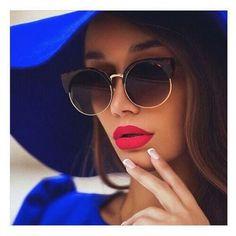 vogguee: Zobacz ten obrazek znaleziony przez mnie na We Heart... | Fashion and Seek | Bloglovin'